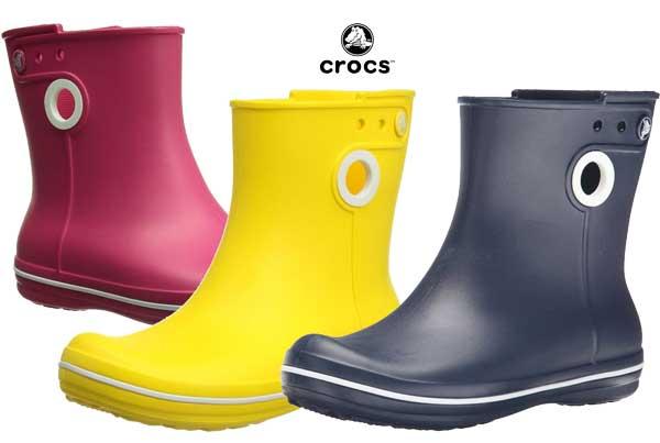 botas de agua Crocs Jaunt baratas ofertas descuento chollo blog de ofertas
