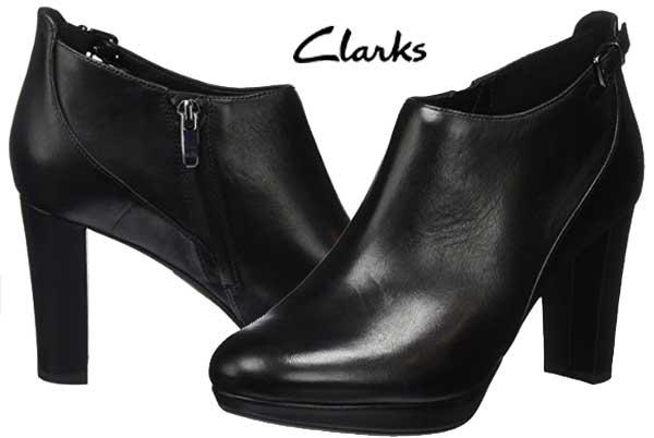 botines Clarks Kendra Spice baratos ofertas descuentos chollos blog de ofertas