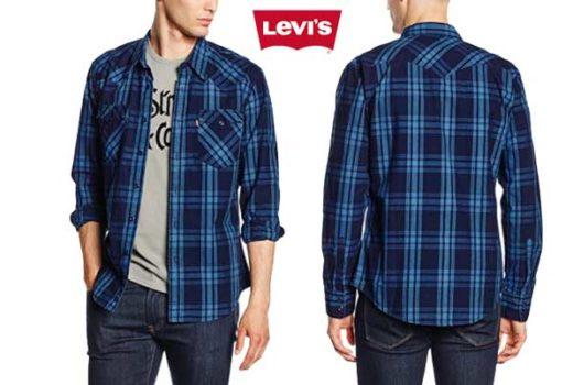 camisa levis Barstow Western barata oferta chollo descuento blog de ofertas