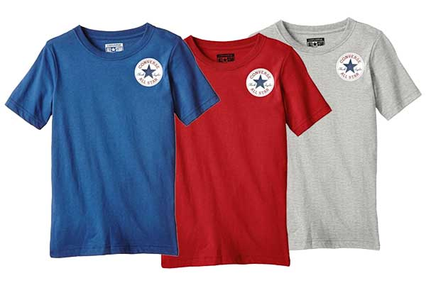 camiseta converse Left Chest barata oferta descuento chollo blog de oferta