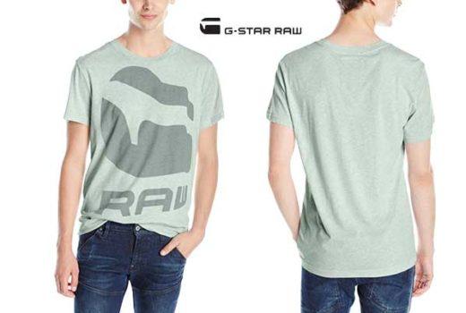 camiseta g star raw Forceq barata oferta descuento chollo blog de ofertas