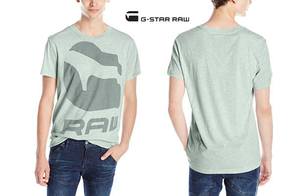 camiseta g star raw Forceq barata oferta descuento chollo blog de ofertas