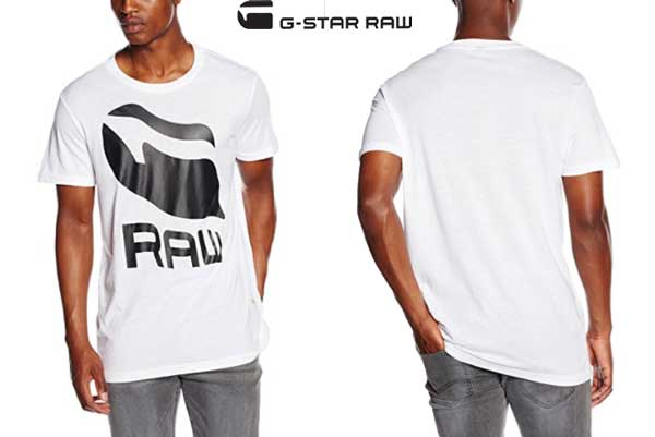 camiseta g star raw bovan barata oferta descuento chollo blog de ofertas