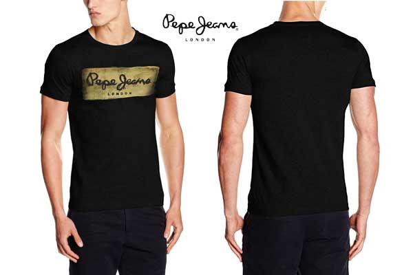 camiseta pepe jeans charing barata oferta descuento chollo blog de ofertas