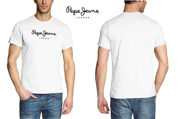 camiseta pepe jeans eggo barata chollos descuentos blog de ofertas