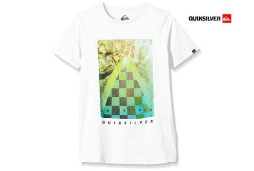 camiseta quiksilver Checker barata oferta descuento chollo blog de ofertas