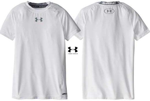 camiseta under armour de niño barata oferta descuento chollo blog de ofertas