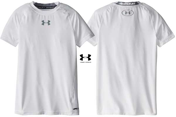 camiseta under armour de niño barata oferta descuento chollo blog de ofertas