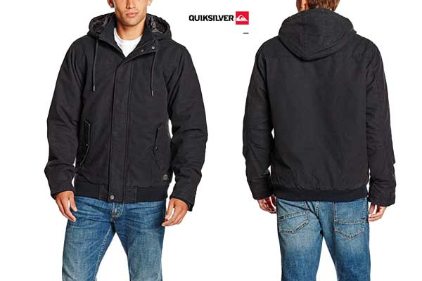 b78cc5be54 ¡Chollo! Chaquetón Quiksilver Everyday Brooks barato desde 71