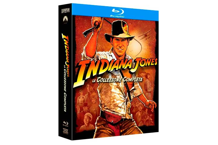 pelicula cine coleccion indiana jones barata bluray chollos amazon blog de ofertas BDO