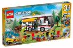 ¿Dónde comprar Caravana de vacaciones Lego Creator barata? 49,90€