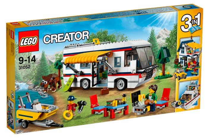 comprar caravana de vacaciones lego creator barata chollos amazon blog de ofertas bdo