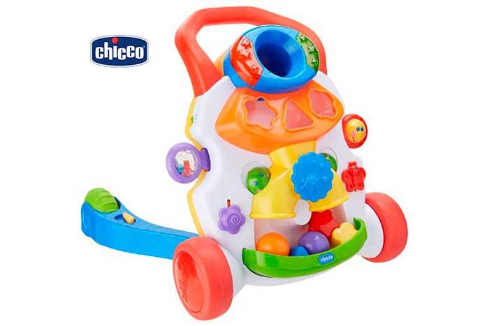 comprar chicco andador primeros pasos musicales barato chollos amazon blog de ofertas bdo