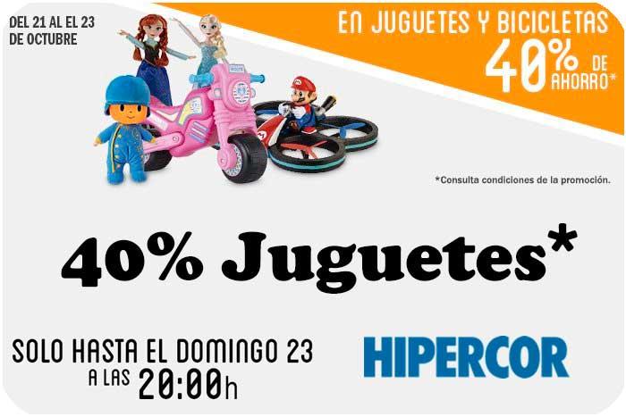 comprar descuento 40 juguetes hipercor chollos amazon blog de ofertas bdo