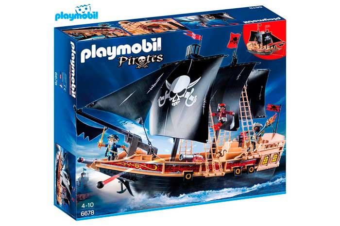 comprar juguete ganga buque corsario playmobil barato 6678 rebajas chollos amazon blog de ofertas