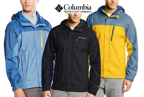 cortavientos Columbia Pouring barato ofertas descuentos chollos blog de ofertas