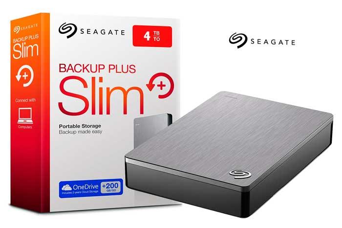 disco duro externo seagate backup plus 4tb barato rebajas chollos amazon blog de ofertas BDO
