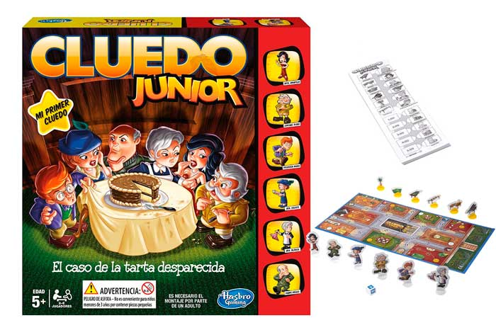 juego cluedo junior barato chollos amazon blog de ofertas BDO