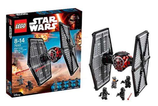 lego star wars firts order Special Forces barato oferta descuento chollo blog de oferta