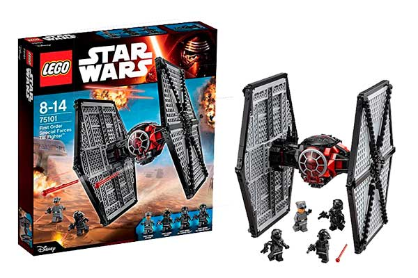 lego star wars firts order Special Forces barato oferta descuento chollo blog de oferta