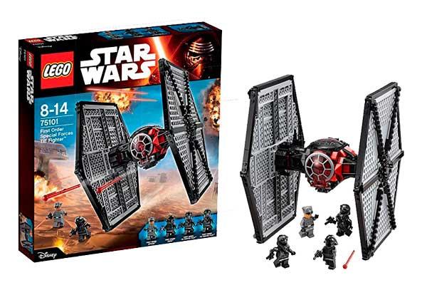 lego star wars first order Special Forces barato oferta descuento chollo blog de oferta