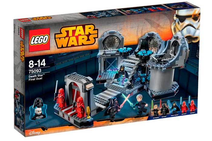 lego star wars duelo final barato chollos blog de ofertas rebajas