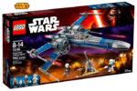 ¡Chollo! Lego Star Wars Resistance X-Wing barata 74,99€¡Precio Mínimo!
