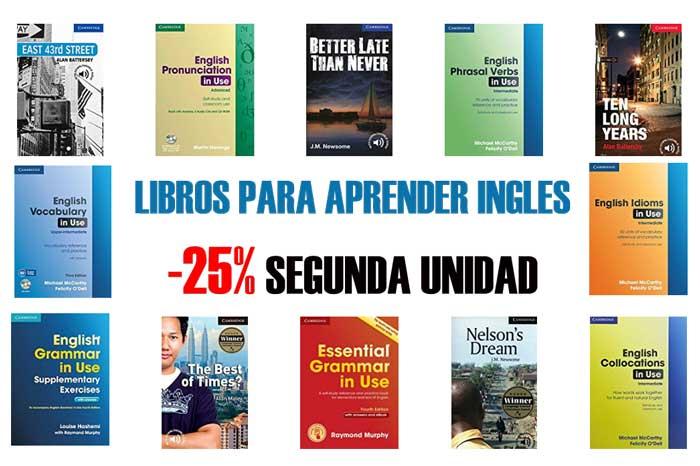 comprar libros escuela idiomas baratos rebajas chollos amazon blog de ofertas BDO