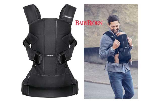 mochila portabebés BabyBjörn One barata oferta descuento chollo blog de ofertas