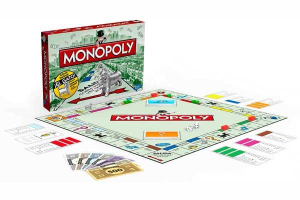 monopoly clásico hasbro gaming barato oferta descuento chollo blog de ofertas