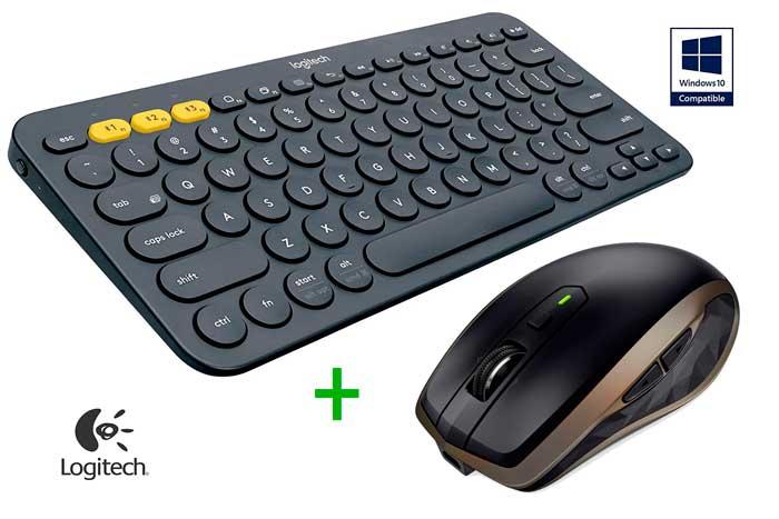 pack raton y teclado logitech barato chollos amazon blog de ofertas bdo