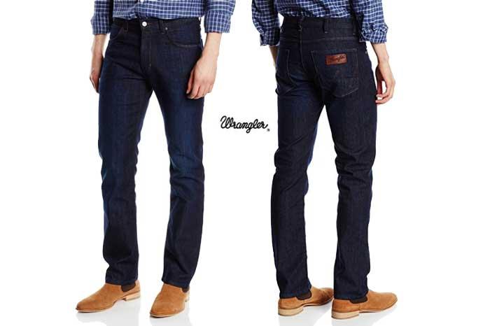 pantalon jeans vaquero wrangler arizona baratos chollos amazon blog de ofertas BDO