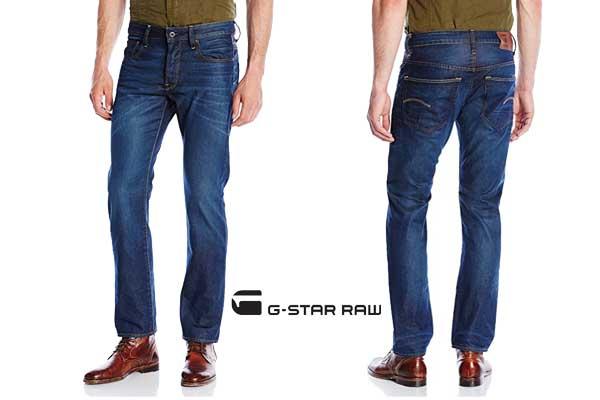 pantalones vaqueros G Star 3301 baratos oferta descuento chollo blog de ofertas