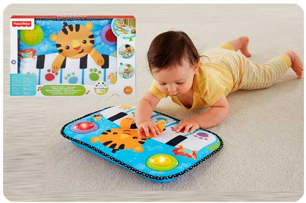 piano pataditas fisher price barato oferta descuento chollo blog de ofertas