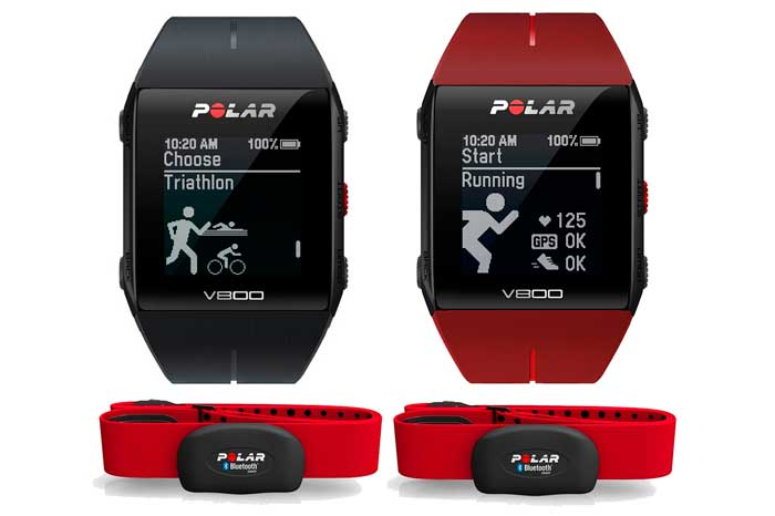 reloj polar V800 HR barato oferta descuento chollo blog de ofertas