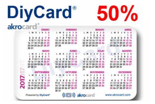tarjetas akrocard 50 descuento chollos amazon blog de ofertas tarjetas plasticas rebajas ganga