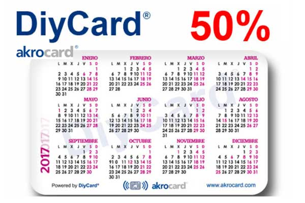 tarjetas akrocard baratas chollos amazon blog de ofertas tarjetas akrocard 50 descuento chollos amazon blog de ofertas tarjetas plasticas rebajas ganga
