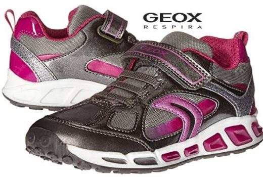 zapatillas geox J Shuttle Girl D baratas ofertas descuentos chollos blog de ofertas