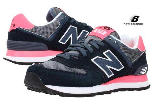 zapatillas new balance WL574 barata oferta descuento chollo blog de ofertas