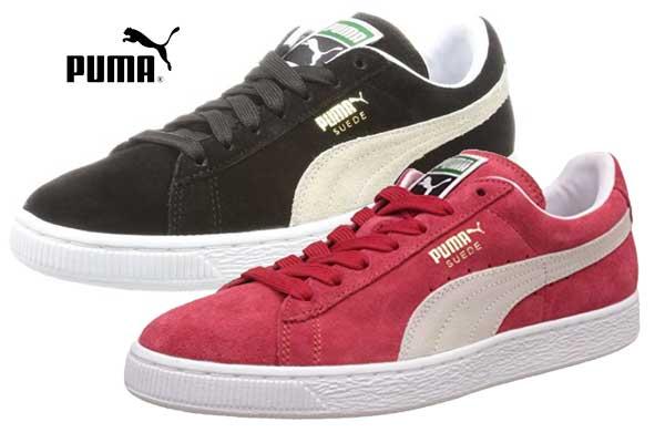 zapatillas puma Suede Classic Plus barata oferta descuento chollo blog de ofertas