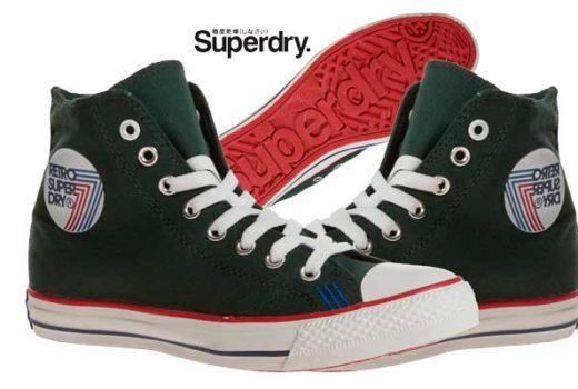 zapatillas superdry Retro Sport baratas ofertas chollos descuentos blog de ofertas