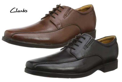 zapatos Clarks Tilden Walk baratos oferta descuento chollo blog de ofertas