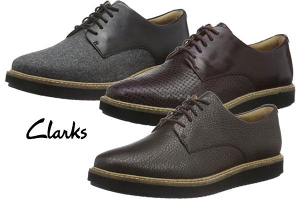 zapatos clarks Glick Darby baratos ofertas descuentos chollos blog de ofertas