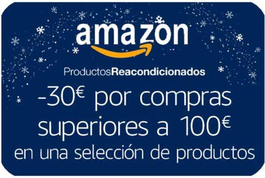 30e descuento productos reacondicionados amazon chollos blog de ofertas bdo