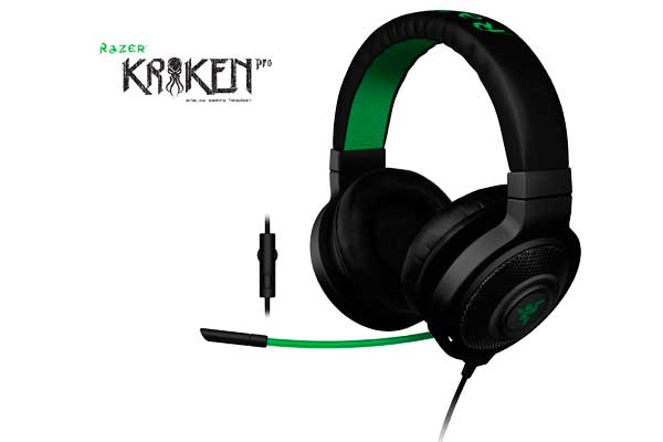 Auriculares Gaming Razer Kraken baratos ofertas descuentos chollos blog de oferta