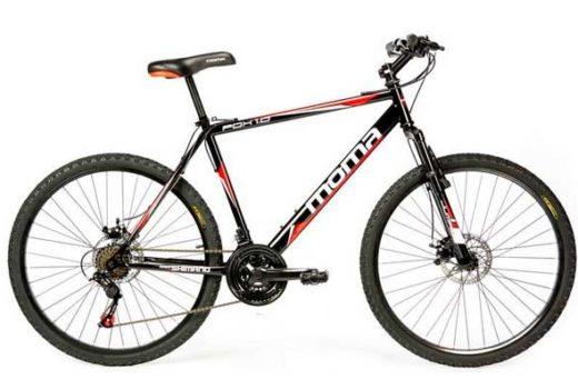 Bicicleta Moma 26'' barata oferta descuento chollo blog de ofertas
