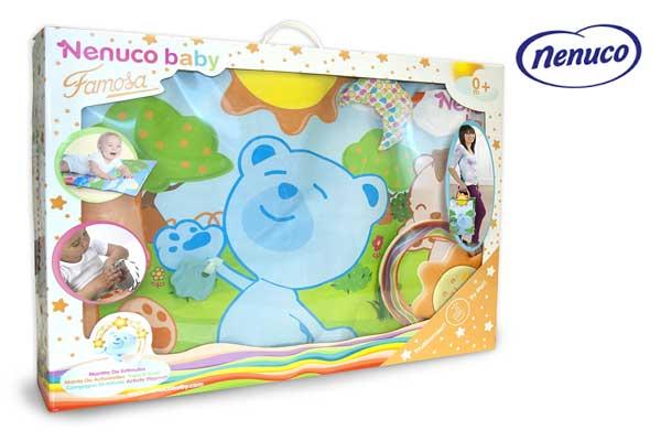 Comprar Mantita actividades Nenuco baby barata chollos amazon blog de ofertas bdo
