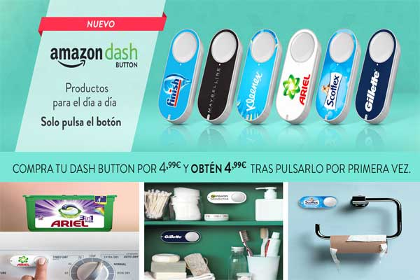 Dasch Button Amazon chollos amazon blog de ofertas bdo