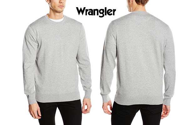 Jersey Wrangler Fine GG barato oferta descuento chollo blog de ofertas