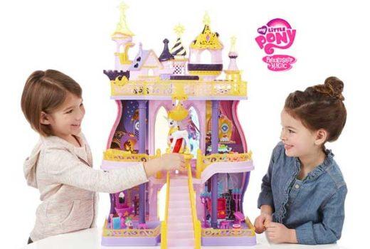 My Little Pony Castillo de Canterlot barato oferta descuento chollo blog de oferta